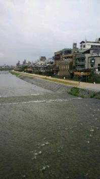 京都三条。