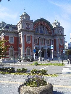 中之島公会堂。
